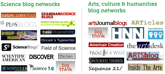Blog networks: Reaching the public, displacing the establishment – IDEA