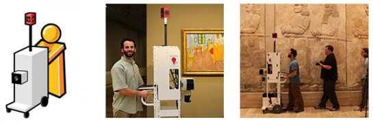 When a group of art-loving Googlers wanted to take Street View technology to museums around the world, we needed to develop a system that could easily fit through museum doorways and navigate around sculptures.