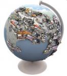Historypin globe